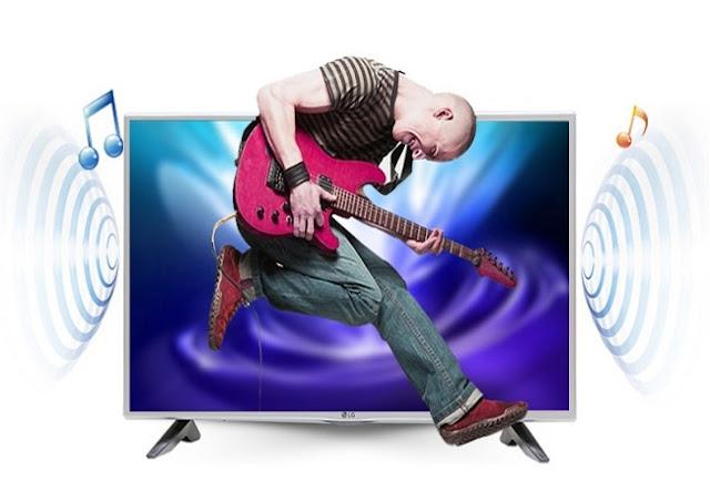 TV LG 32 INCH 32LV300