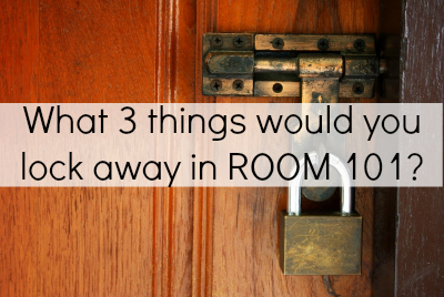 room 101 Best answer: some popular ideas for room 101 - the premise of banishing things from the world that you hate or dislike popular.