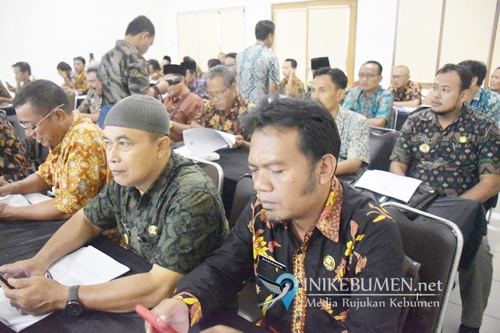 Perda Kabupaten Kebumen yang Menghapus Pologoro Disosialisasikan