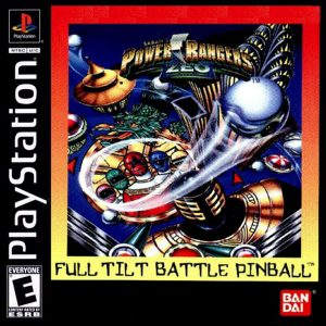 Download Power Rangers Zeo: Full Tilt Battle Pinball (1996) PS1