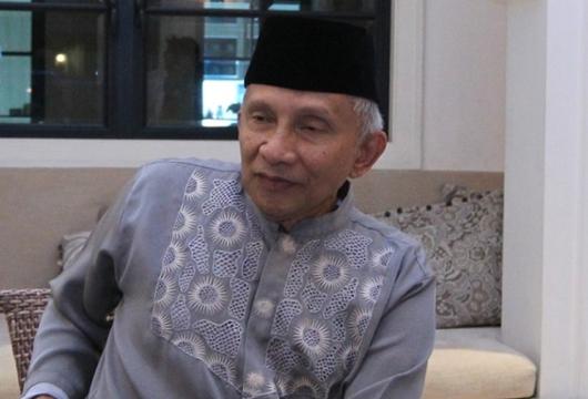 Amien Rais Ingin Bertemu Jokowi, Ini Alasannya