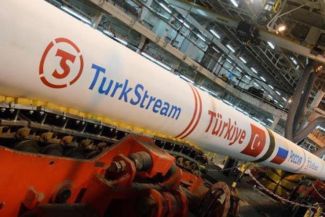 Estados Unidos sanciona a Nord Stream 2 y Turkish Stream
