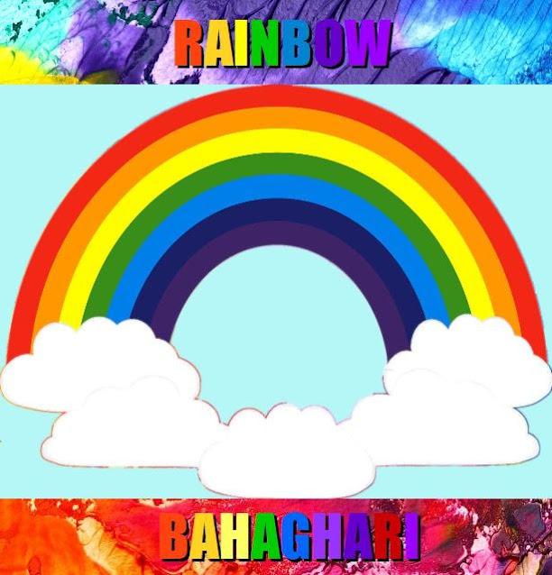 Rainbow in Tagalog