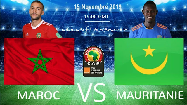 شاهد مباراة Morocco vs Mauritian live بمختلف الجودات