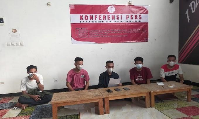 GEMA NTT Jakarta Kutuk Pesta yang Dilakukan oleh Gubnernur NTT