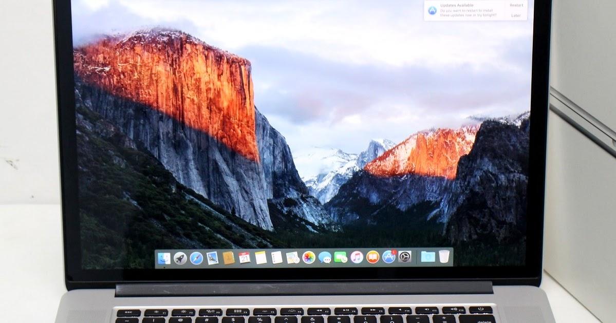 Jual Macbook Pro Retina Core I7 15 Mid 2015 Jual Beli