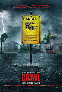 Crawl - Poster & Trailer