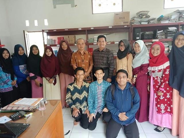 Kunjungan Mahasiswa Prodi MPI Dalam Rangka Pembelajaran Manajemen Sarana dan Prasarana