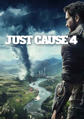 Capa do Just Cause 4