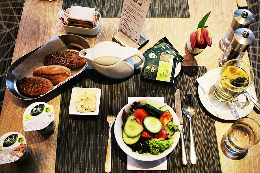 vegan glutenfrei frühstück hilton davos