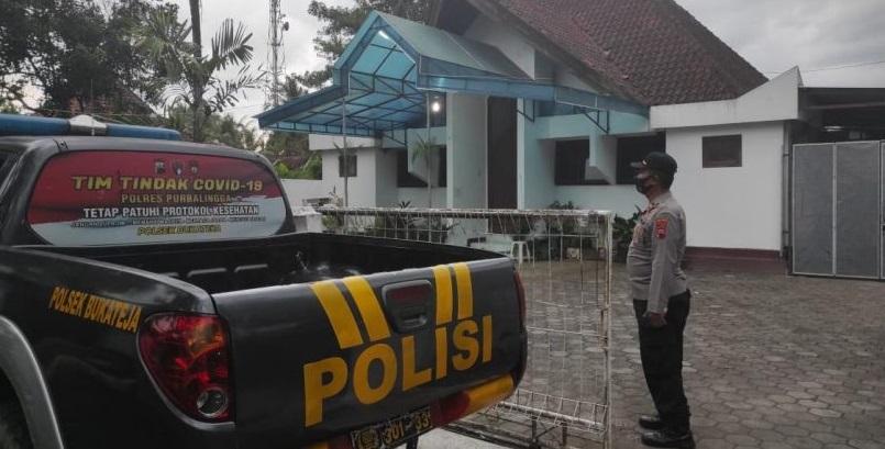 Jelang Paskah Polisi Purbalingga Intensifkan Patroli Gereja