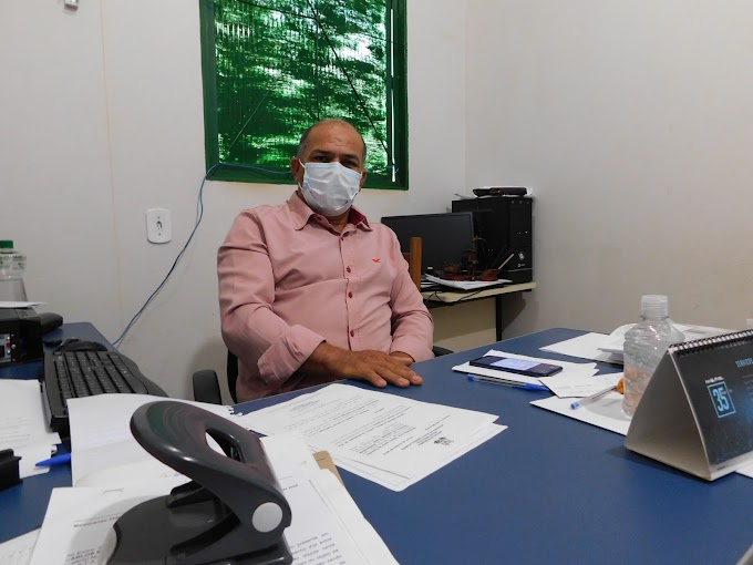 Secretario Municipal de Saúde diz que Alta Floresta pode se livrar do Covid-19 nos próximos 40 dias se a população colaborar