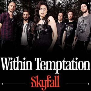 within temptation skyfall