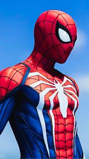 Contoh Wallpaper Whatsapp Spiderman