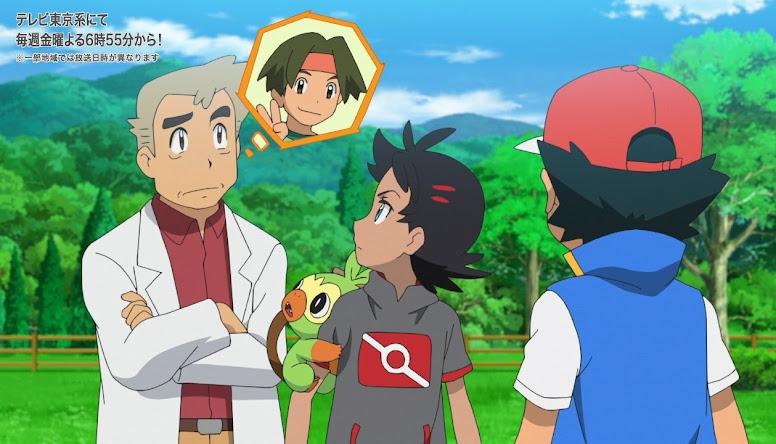 Tracey em Pokémon Jornadas