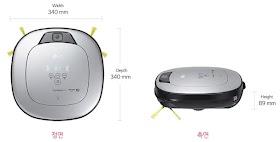LG전자 로봇청소기 코드제로 로보킹 ThinQ R7 R76STM 매뉴얼 pdf