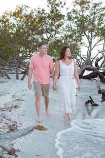 Sanibel Island Engagement Photographer
