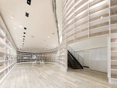 Tendencia en interiores de cafeterías 2019