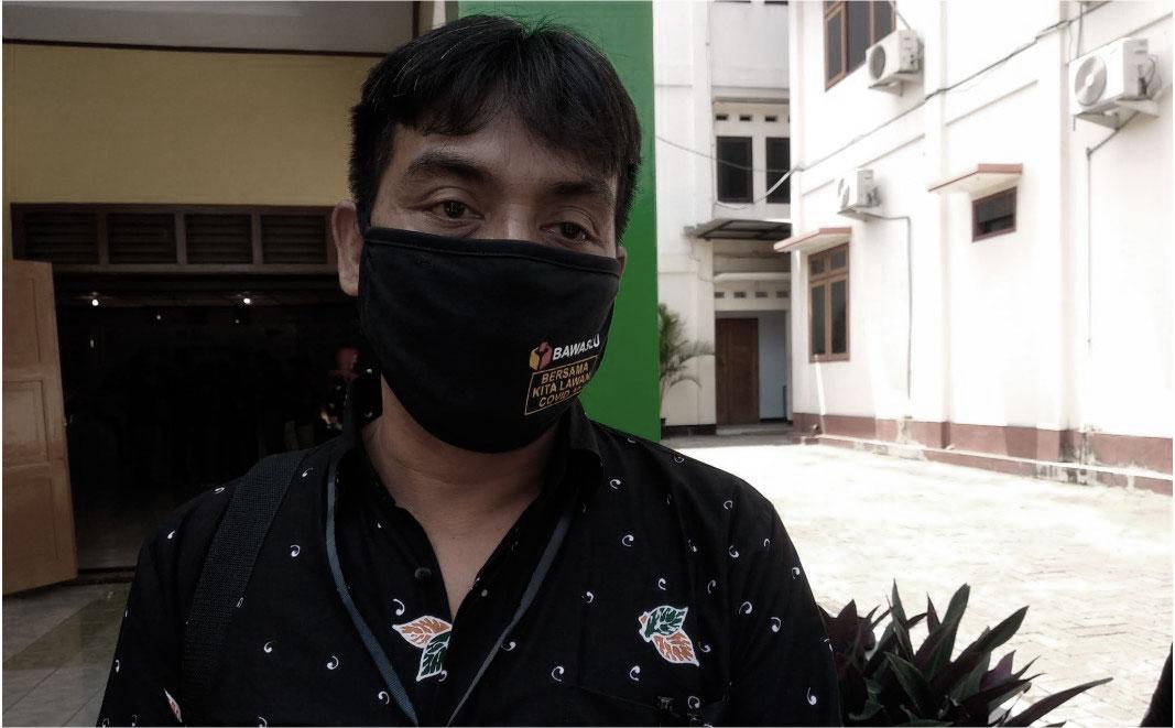 INDES-POLITIK-BUPATI DAPAT REKOM TINDAK OKNUM LURAH DI BLORA