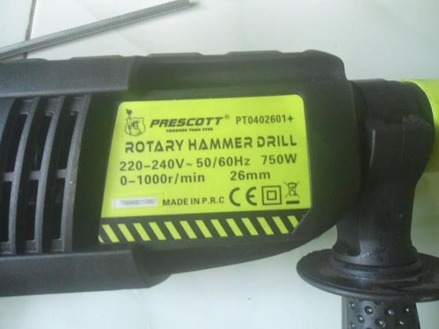 spesifikasi-rotary-hammer-prescott