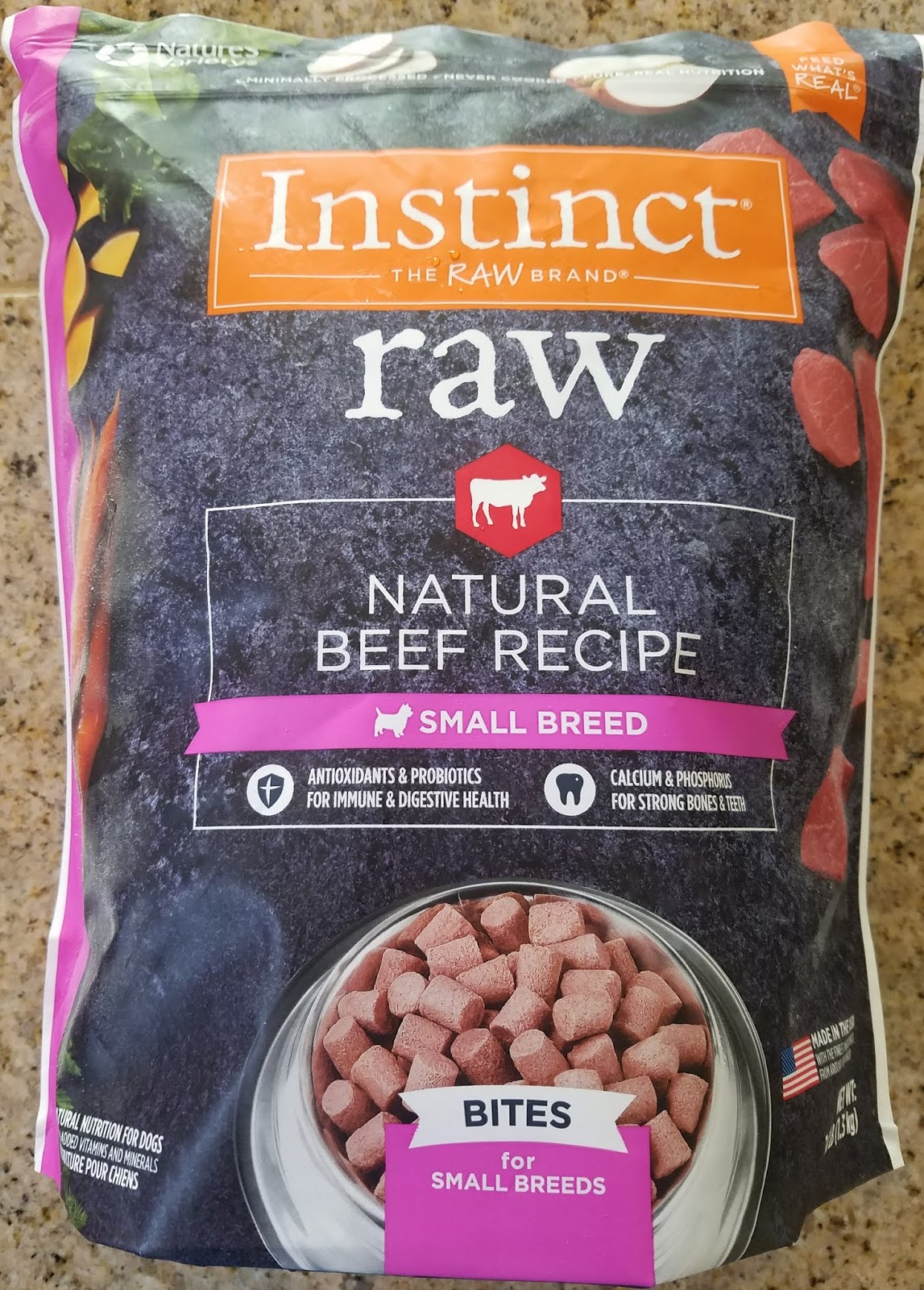 Instinct Grain Free Limited Ingredient Dry Dog Food By Nature