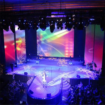 Đơn vị thi công màn hình led p3 trong nhà tại Đồng Tháp