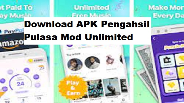 Download APK Pengahsil Pulasa Mod Unlimited