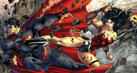 Wonder Woman gana a Superman