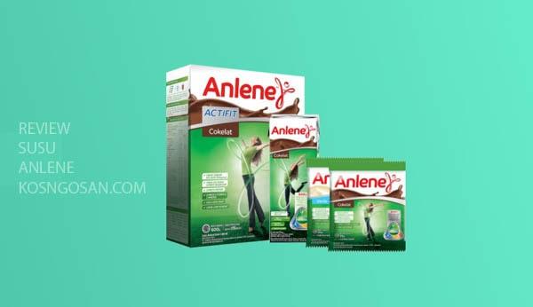 manfaat susu anlene actifit