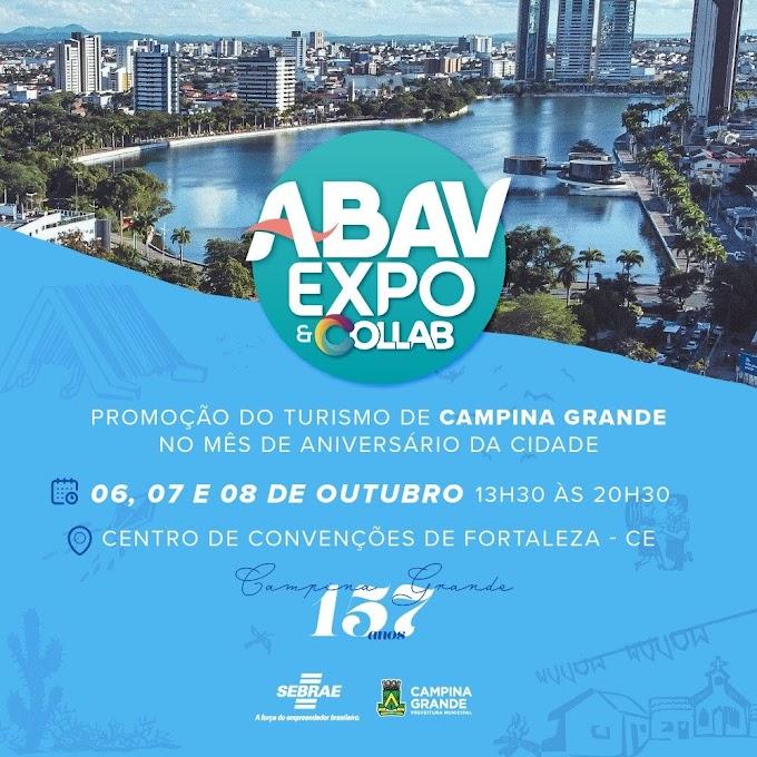 Pela primeira vez, Campina Grande terá estande na maior feira de turismo da América Latina