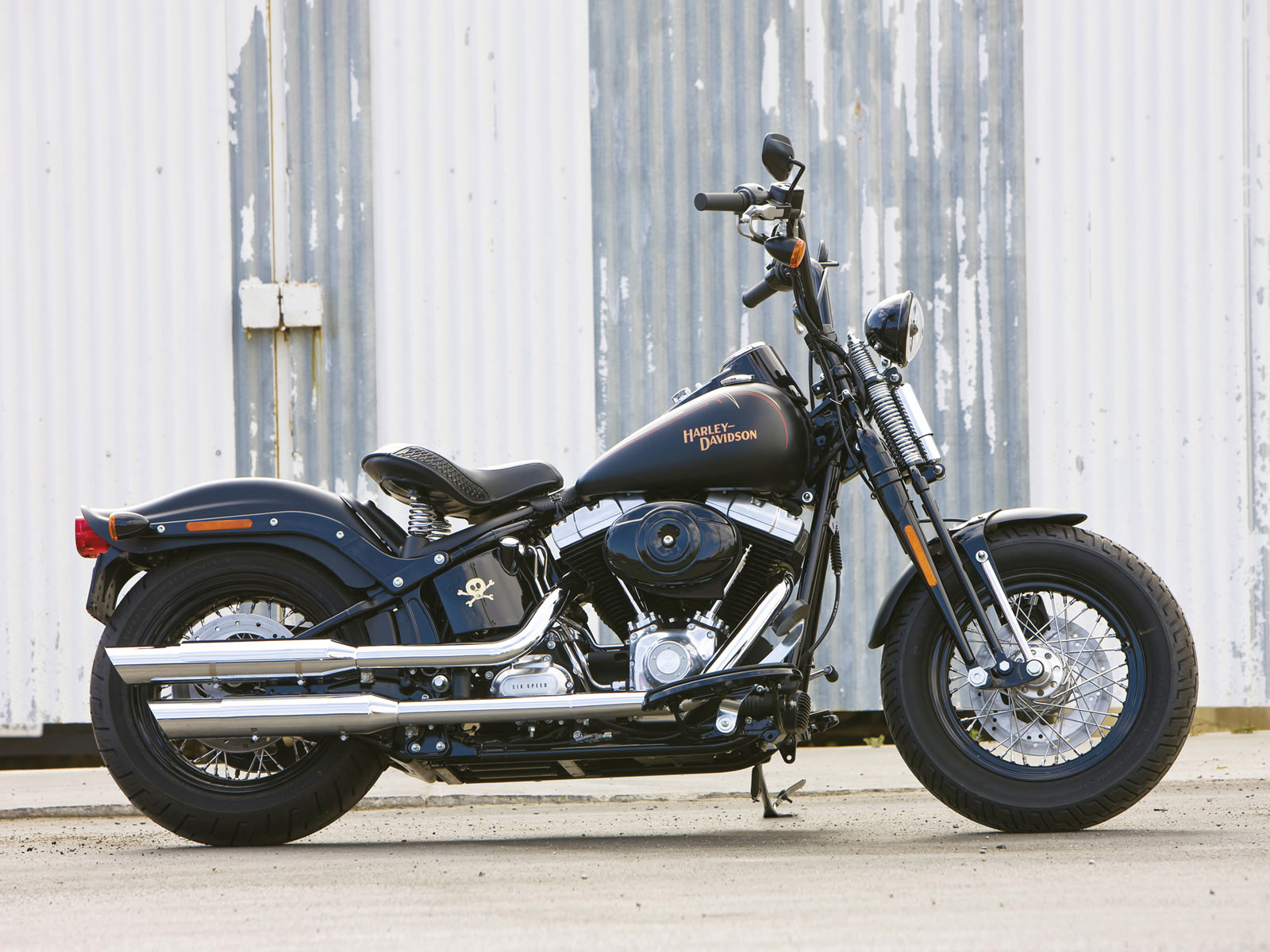 Flstb Softail Cross Bones Motorcycle Insurance