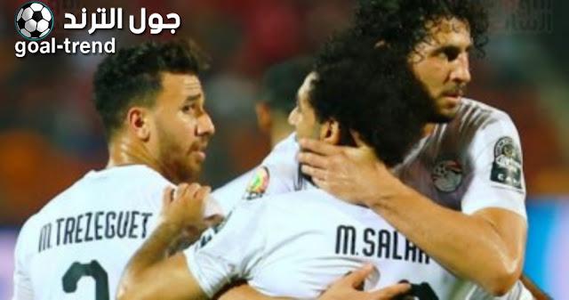 نتيجة مواجهة مصر وجنوب افريقيا في كأس امم افريقيا