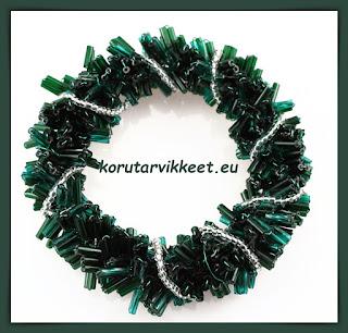 Joulukoriste - Kuparilangat - korutarvikkeet - askartelutarvikkeet - helmikauppa netissä