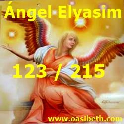 LLAMA AL ÁNGEL ELYASIM