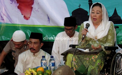 Alasan Mengejutkan Kenapa Istri Presiden RI ke-4 KH Abdurrahman Wahid (Gus Dur) Sahur di Desa Prawoto Pati
