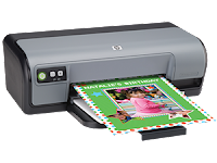 HP Deskjet D2545 Driver Windows, Mac, Linux