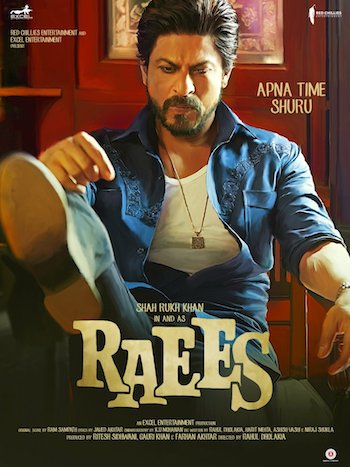 Raees 2017 Full Movie Download