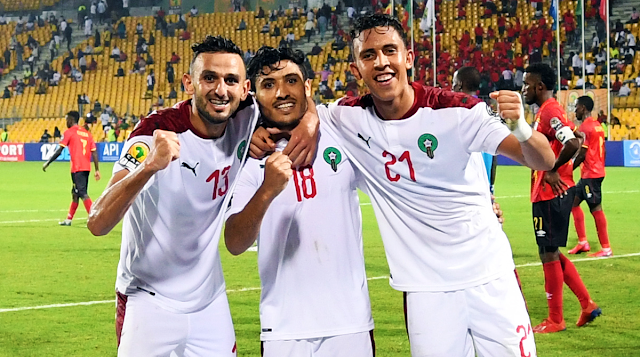 chan 2020 maroc cameroun