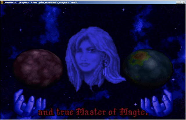 Master of Magic Hex Editor Cheat Codes