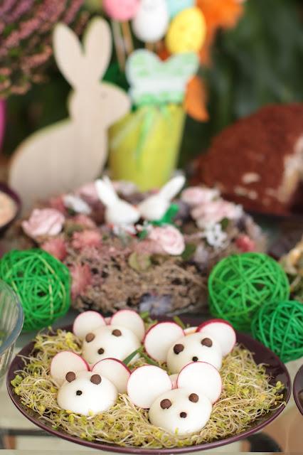 Getting ready for Easter - Radosnych Świąt Wielkanocnych