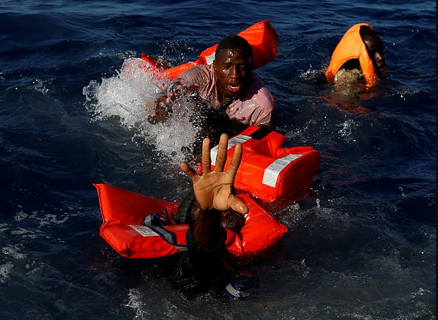 58 migrants dead as boat capsizes off coast of Mauritania