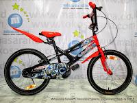 family robotics 20 inci sepeda anak laki-laki bmx