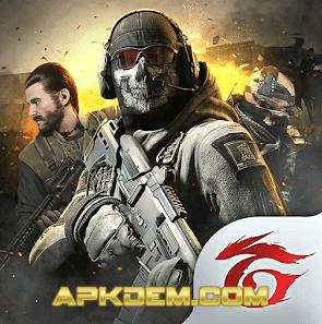Call Of Duty Mobile MOD APK + OBB