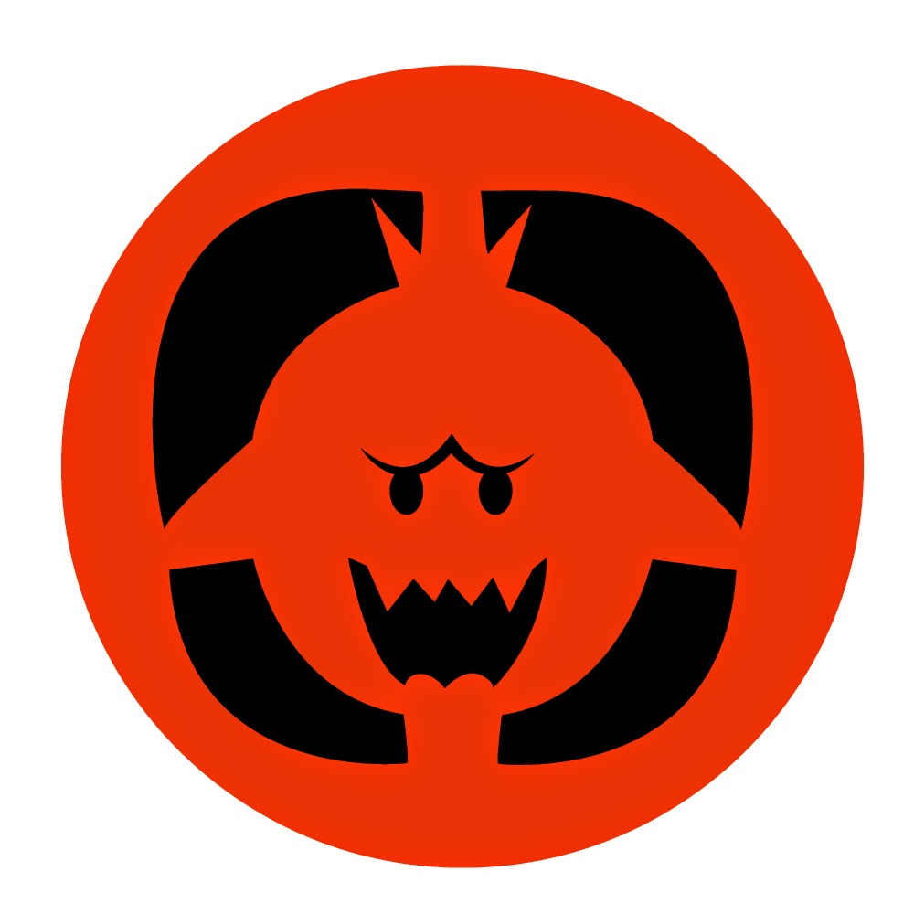 Get in the #Halloween Spirit with #Nintendo Stencils via www.productreviewmom.com