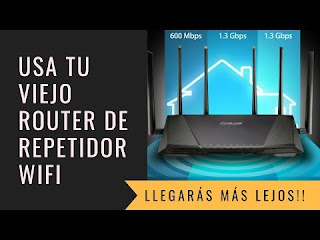 cofigurar amplificador de red wifi