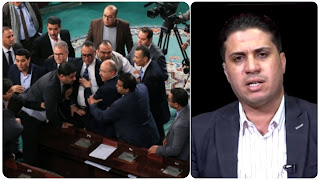 (بالفيديو و الصور) خطير/ سرحان الشيخاوي يكشف عن معلومات في غاية الخطورة لاقتحام البرلمان و ما سيحدث يوم غدا؟