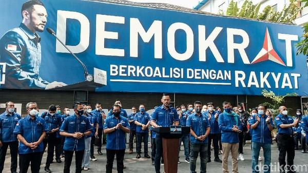 Sambut Ajakan Jokowi, PD Minta Tak Tergoda Manuver Pertahankan Kekuasaan