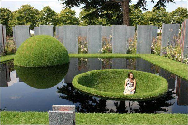 Boiserie c piscine 30 soluzioni ludiche e scenografiche for Soluzioni alternative al giardino