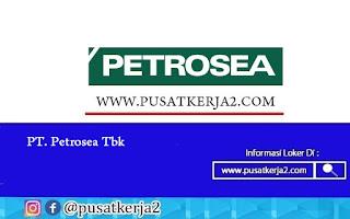 Lowongan Kerja SMA SMK D3 S1 PT Petrosea Tbk September 2020
