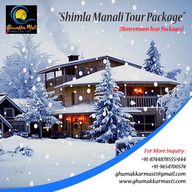 Delhi Shimla Manali Amritsar Package